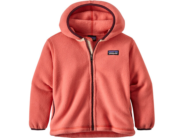 Patagonia Synchilla Fleece Cardigan Barn spiced coral